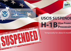 H-1B Premium Processing Suspended by Trump's Administration