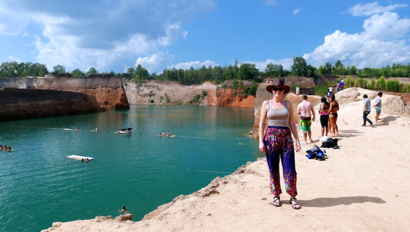 How I Left My Life to Travel Solo for One Year