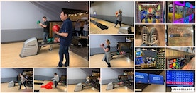 Bowling Team Building