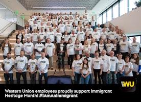 Celebrating Immigrant Heritage Month