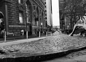 Allow The Fearless Girl bronze statue to remain installed permanently — Petition