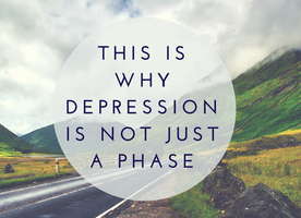 This Is Why Depression Is Not 'Just a Phase'
