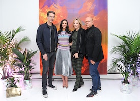 MTV Staying Alive Foundation Hosts The Inaugural New York Preview & Auction Launch Party