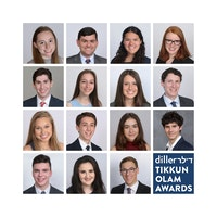 15 OF AMERICA'S BRIGHTEST YOUNG LEADERS RECEIVE NATIONAL AWARD AND $36,000 FOR THEIR DEDICATION TO IGNITING CHANGE