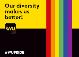 #WUPride at Western Union!
