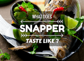 What Does Snapper Taste Like and How to Cook It! - Just Another Food Blog - GoodFoodFun.Com