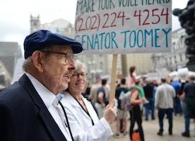 GOP Health Plan Risks Backlash From Seniors