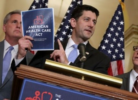CBO Estimates 24 Million More Uninsured Next Year Under GOP Plan