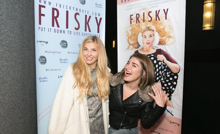 "The Film ""Frisky"" by Filmmaker Claudia Pickering -- VOD Release 3/14/17"