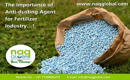 The Importance of Anti-dusting Agent for Fertilizer Industry...!