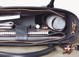 This is the work bag professional women everywhere have been looking for