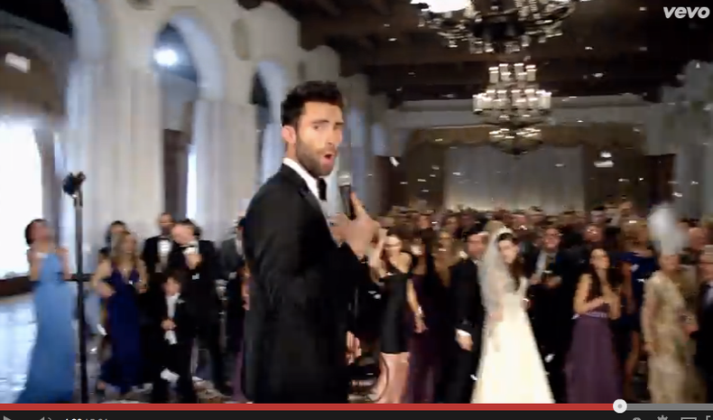Maroon 5 Crashes Weddings In Their Latest Music Video: Do