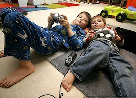 Stopping your child's video games addiction