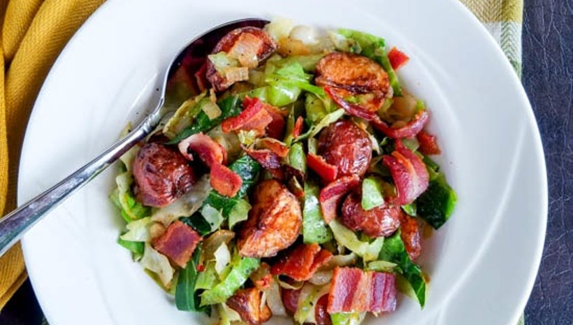 How to make Cabbage, Bacon, and Potatoes Recipe You'll Love