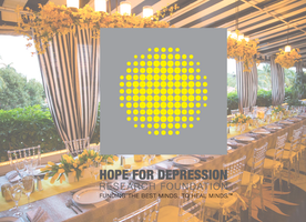 Hope For Depression Research Foundation Hosts 3rd Annual Palm Beach Chairman's Council Dinner