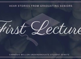 CMU EVENT: The First Lectures