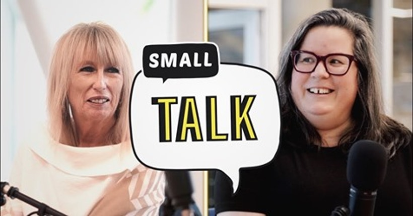Small Talk: Episode 5! | EA Vancouver's Wendell Harlow