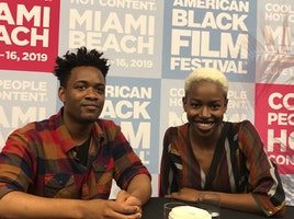 The Filmmakers of TOY STORY 4 Attend the 2019 American Black Film Festival