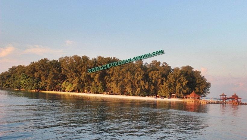 Pulau Sepa - Isaland Resort Kepulauan Seribu