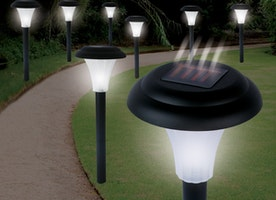 Finding The Best Solar Spot Lights For Your Garden