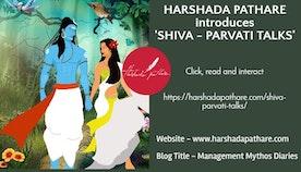 HINDU MYTHOLOGICAL STORIES - SHIVA-PARVATI TALKS