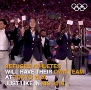 Olympics on Twitter