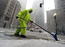 To Fight Snow Storms, Bring Out the Big Data