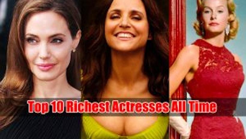 Top 10 Highest Actresses