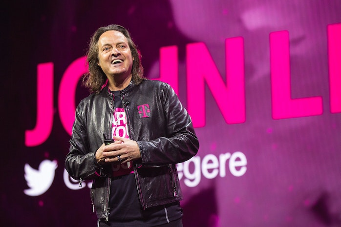 Glassdoor named T-Mobile CEO John Legere one of best of the best CEOs in the nation