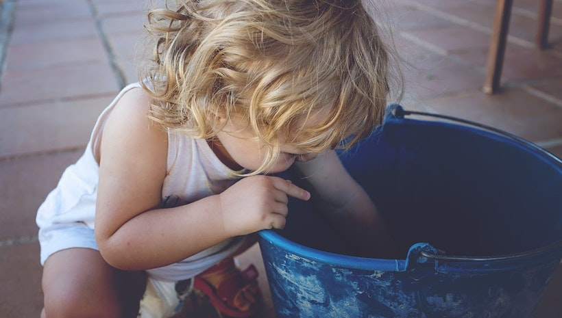 Toddlers Aren't As Self-Serving As You Might Think