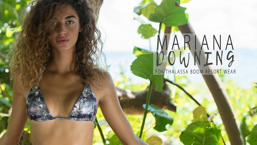 HEAT UP THE SHORE WITH TRIANGLE BIKINIS!