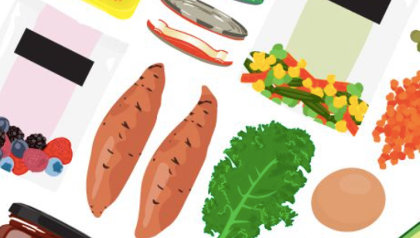 A Girl's Guide To Healthy Eating without Breaking the Bank