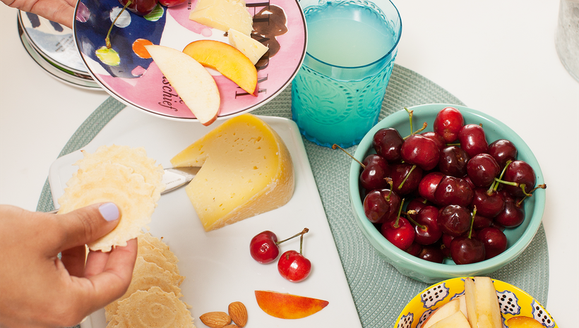 The Healthy-Eating Secret About Cheese