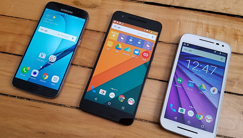 The Future of Android Phones