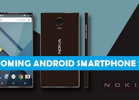 Best Nokia Upcoming Android Smartphones 2017
