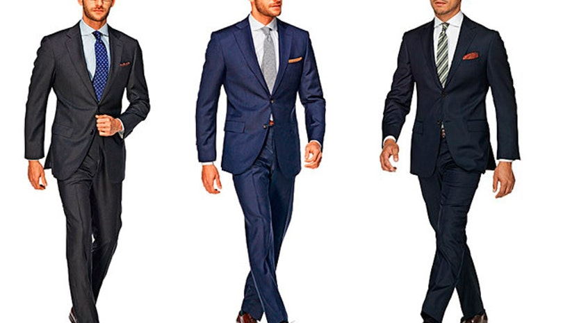 Everything you need to know before buying a Men's suit
