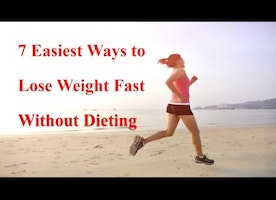 7 Easiest Ways to Lose Weight Fast Without Dieting - Proven Tips