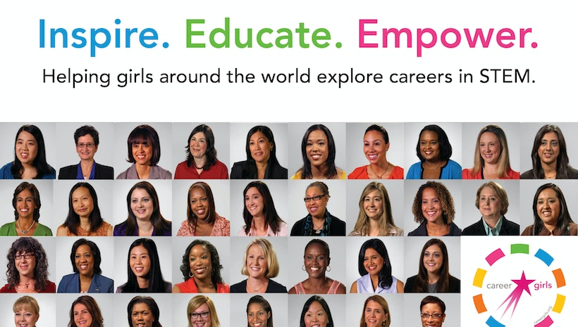 We showcase diverse and accomplished women helping the next generation of girls succeed.