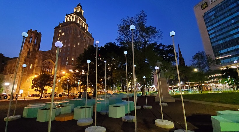Audible Launches the Sensory Lab in Newark's Washington Park