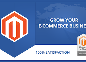 We build websites that will build your business - Magento