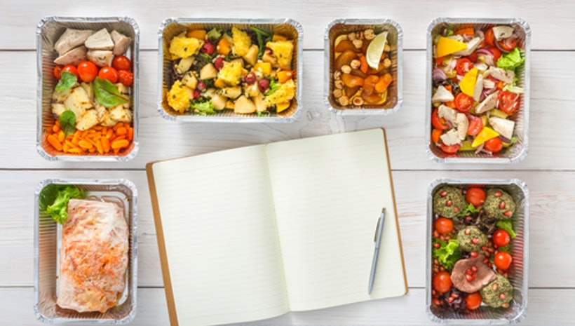 Meal Planning: A Beginner's Guide [INFOGRAPHIC]