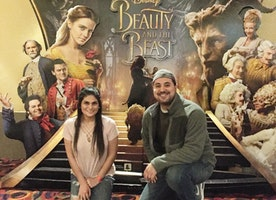 Breathe, fellow Christians; A tale as old as time is just that! 'Beauty and the Beast' is a go!