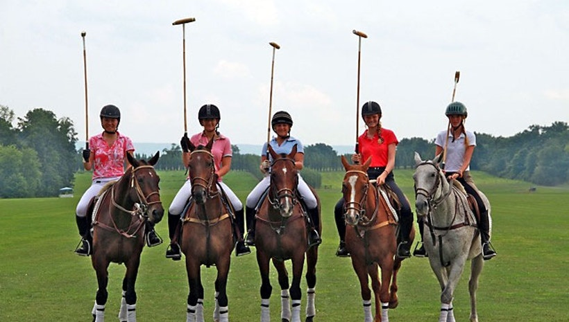 Hens Playing Polo: DB Polo Club Is The Ideal Venue for Your Bachelorette Party