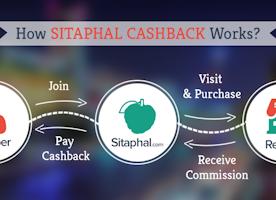 Sitaphal - Top Best Cashback Website & App in India 2017