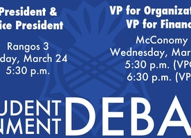 Student Government Campaign Debates!!!