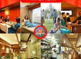 Incredible India Vacations Through The Maharajas' Express