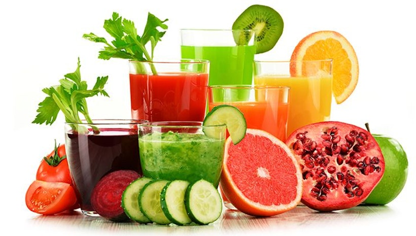 START YOUR MORNING WITH THESE 5 TOP MOST JUICES