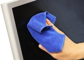 DIY Electronics screen cleaner