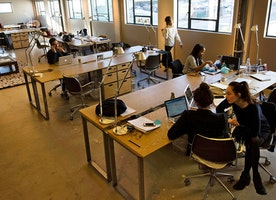 The Temptation of Co-Working Spaces