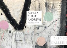 Artist Ashley Chase Andrews Meet & Greet at Brintz Galleries in Palm Beach 4/1